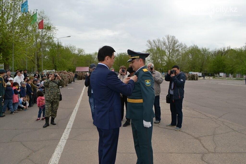 В  Уральске  гвардейцы  с размахом отметили День защитника Отечества, фото-7