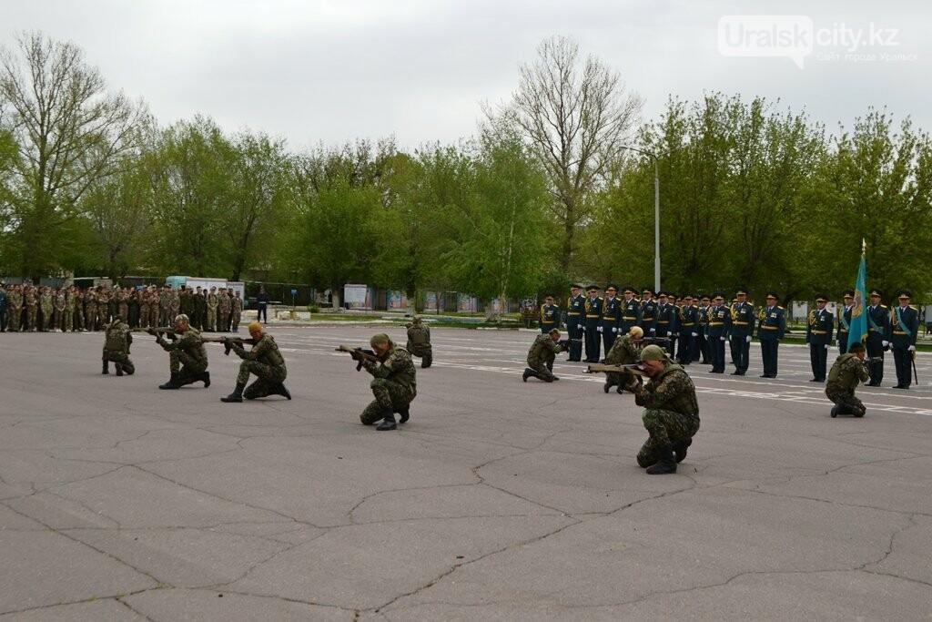 В  Уральске  гвардейцы  с размахом отметили День защитника Отечества, фото-6