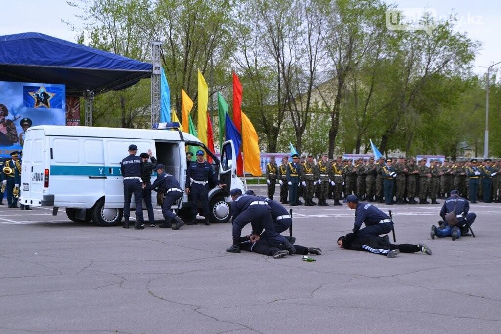 В  Уральске  гвардейцы  с размахом отметили День защитника Отечества, фото-4