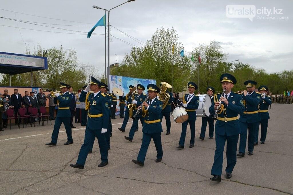 В  Уральске  гвардейцы  с размахом отметили День защитника Отечества, фото-2