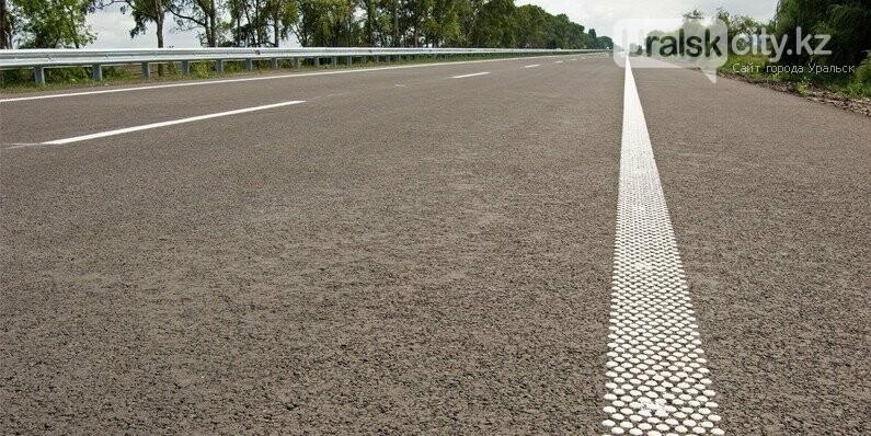 Внедрение новшеств на дорогах Уральска, фото-13