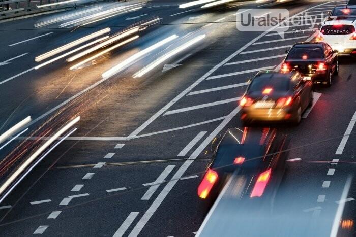 Внедрение новшеств на дорогах Уральска, фото-15