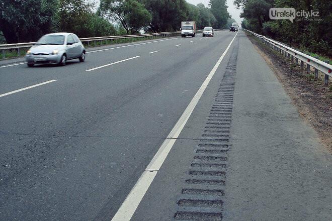 Внедрение новшеств на дорогах Уральска, фото-5
