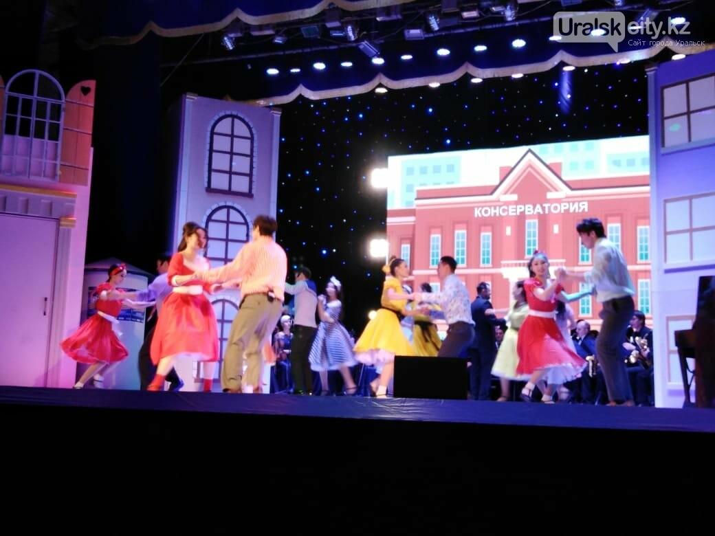 В ЗКО впервые начал свою деятельность Молодежный музыкальный театр, фото-2
