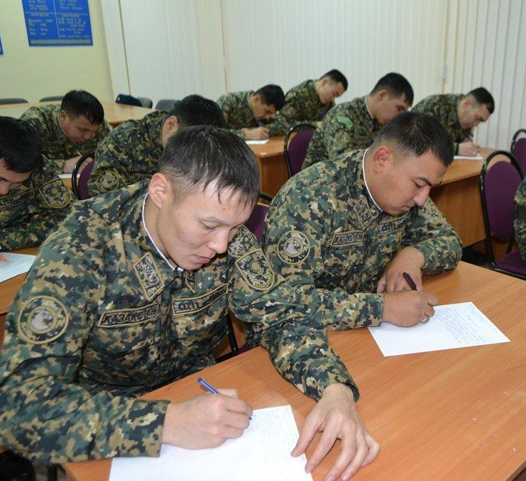 В Уральске гвардейцы прошли итоговую проверку, фото-2