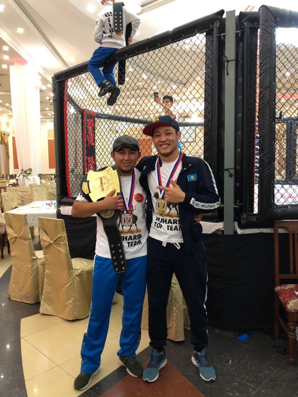 Команда из Уральска заняла призовые места в турнире ММА и Ultimax Fight Night, фото-3