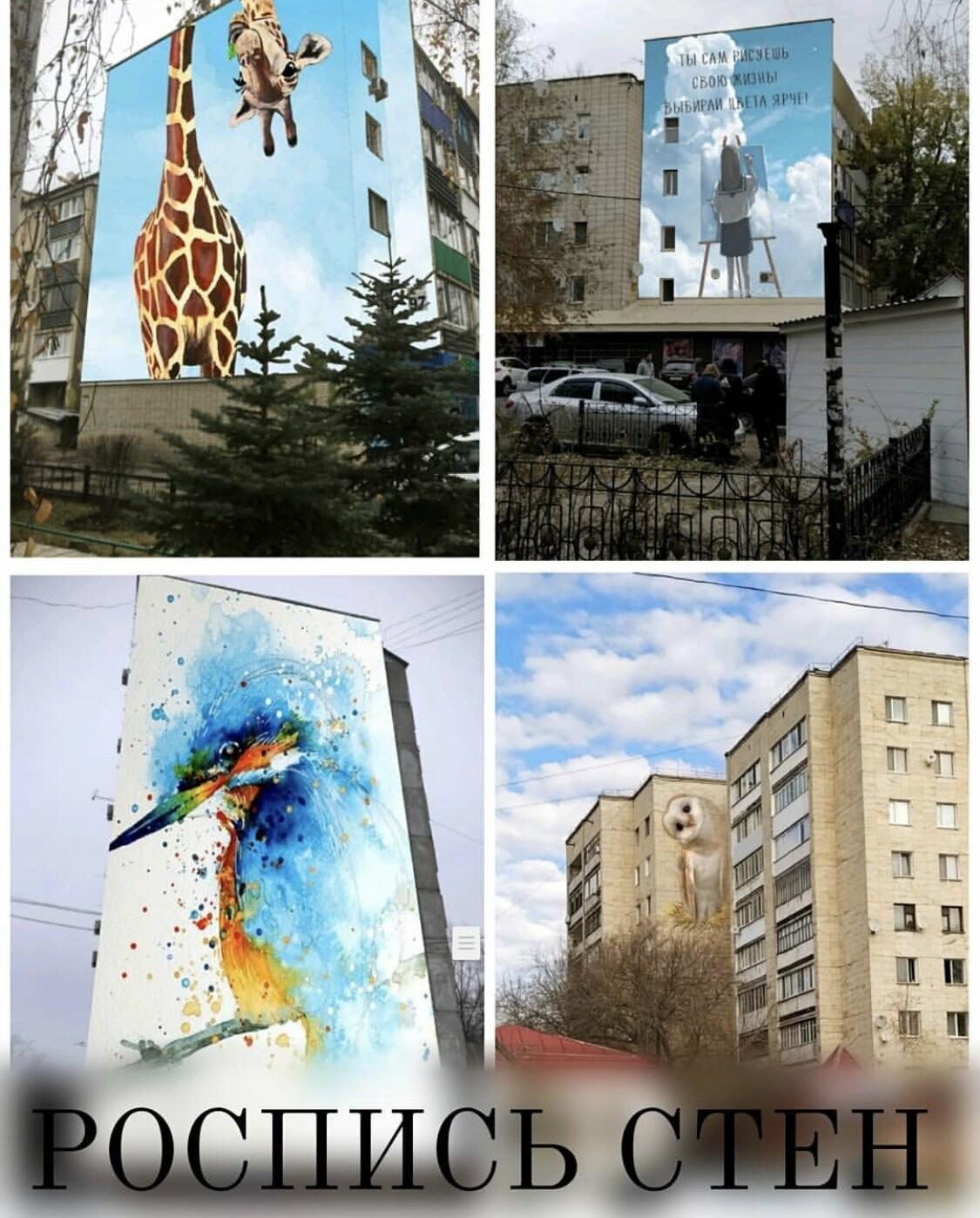 Какой граффити Вы выберете?